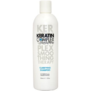 Keratin Complex 12-ounce Clarifying Shampoo