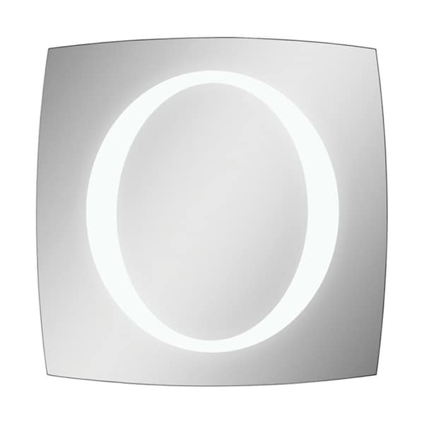 Ren Wil Trent Lighted LED Mirror