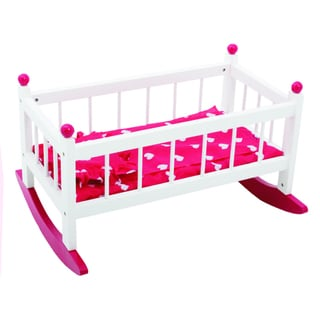 The New York Doll Collection Doll Cradle