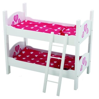 The New York Doll Collection Doll Bunk Bed
