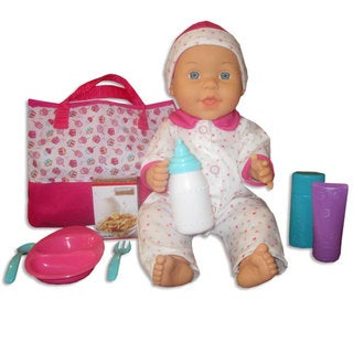 Best Pals Potty Time Baby Doll Set