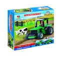 Fun Blocks Farm Tractor 3-in-1 Brick Set