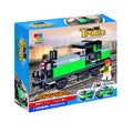 Fun Blocks Train Engine 3-in-1 Brick Set