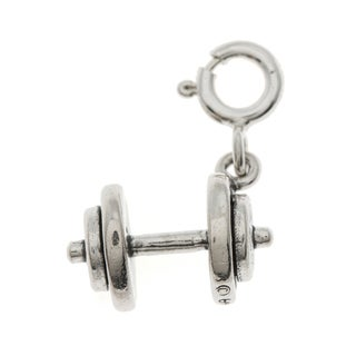 Sterling Silver Weight Charm