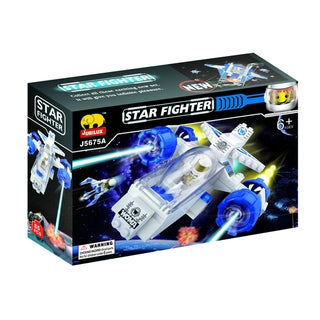 Fun Blocks Star Fighter Brick Set B