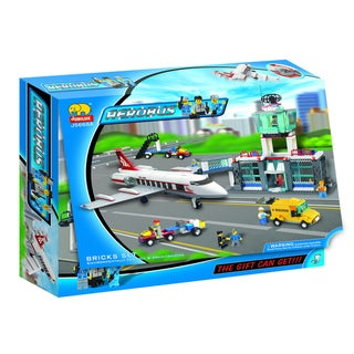 Fun Blocks Airport Brick Set A