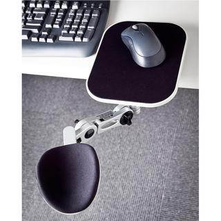 Cotytech Fully Adjustable Articulating Forearm Support with Mouse Pad