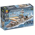 Fun Blocks Navy Warship Brick Set B (388 pieces)