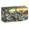 Fun Blocks 'Peace Maker' Army Series Brick Set A (753 pieces)