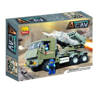 Fun Blocks 'Army Troopers' Brick Set C (226 pieces)