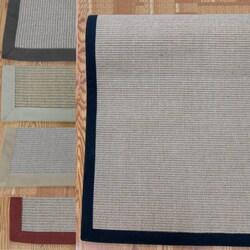 Woven Real Sisal Rug (8' x 10')