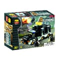 Fun Blocks Police SWAT Armored Vehicle Brick Set (203 pieces)