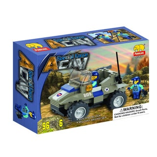 Fun Blocks 'Special Forces' Military Brick Set D (96 pieces)