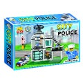 Fun Blocks POLICE Series Set C (226 pieces)
