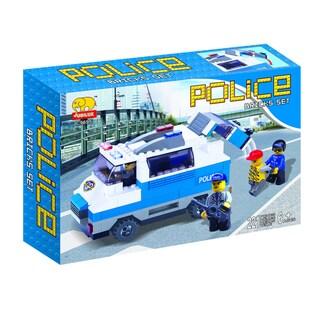 Fun Blocks POLICE Series Set D (225 pieces)