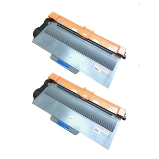 Brother TN750 Compatible Black Toner Cartridges (2-pack)