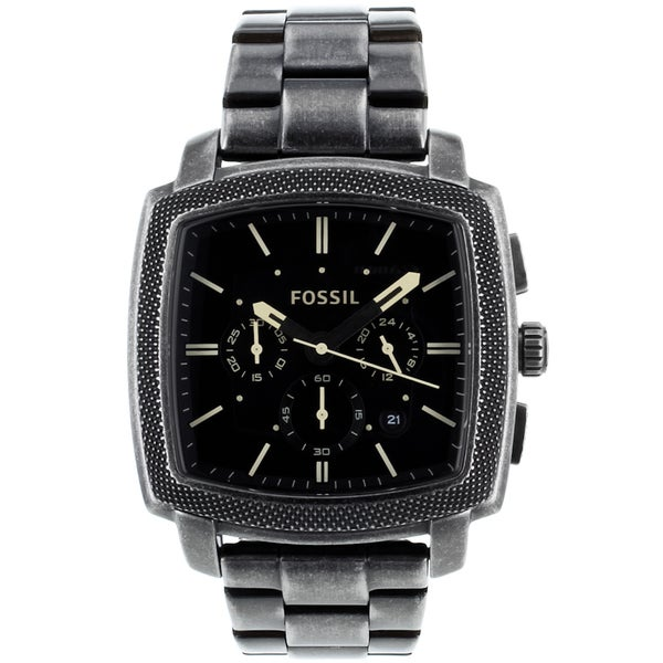 Fossil Men's Machine Chronograph Watch
