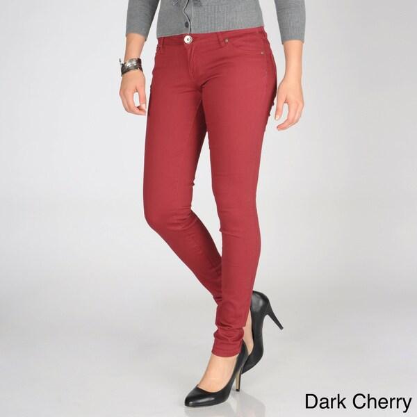 Spoon Jeans Juniors Colored Denim