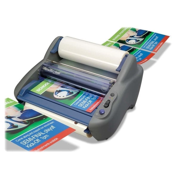 GBC Ultima 35 EZload Thermal Roll Laminator