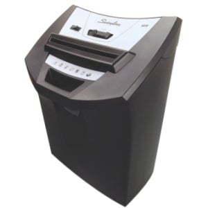 Swingline SC170 Strip-Cut Shredder, 12 Sheets, 1 User