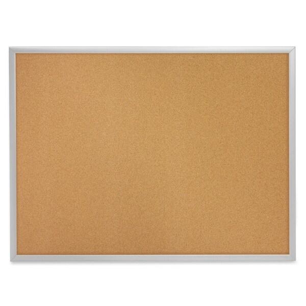 Quartet Aluminium Frame Bulletin Boards with Brackets