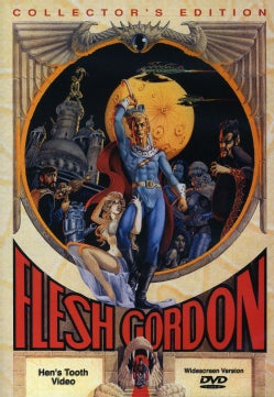 Flesh Gordon Uncut Version (DVD)