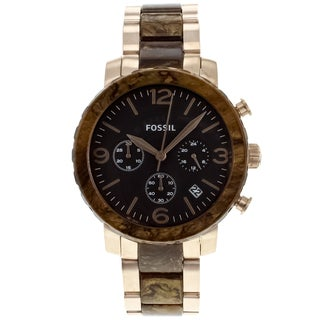 Fossil Women's Natalie Chronograph Watch