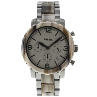 Fossil Women's Natalie Chronograph Stainless-Steel Watch