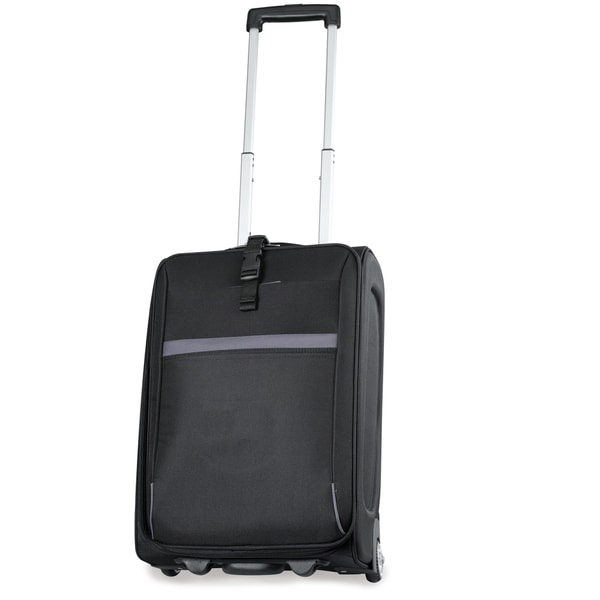 G. Pacific by Traveler's Choice 20-inch Durable Molded-EVA Carry-on Lightweight Luggage