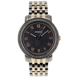 Fossil Women's Emma Stainless-Steel Watch