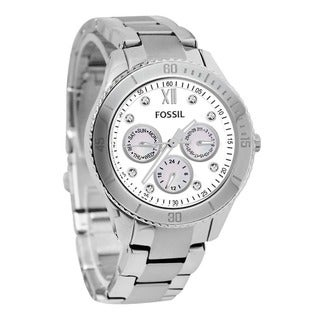 Fossil's Women's ES3098 Stella Stainless Steel Watch