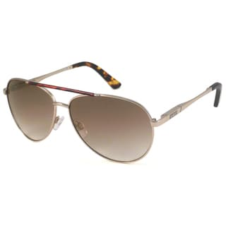 Kenneth Cole Reaction KC2415 Men's Aviator Sunglasses