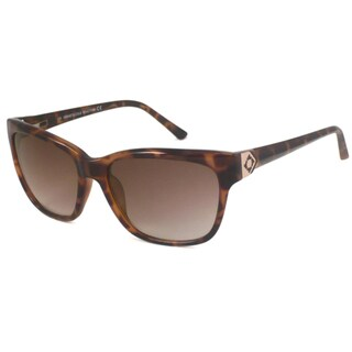 Kenneth Cole Reaction KC2417 Women's Rectangular Sunglasses