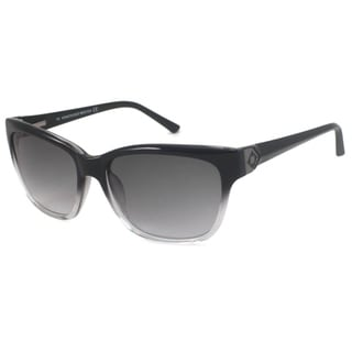 Kenneth Cole Reaction KC2417 Women's Rectangular Plastic Sunglasses