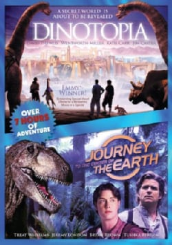 Dinotopia/Journey to the Center of the Earth (DVD)