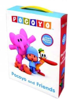 Pocoyo and Friends (Board book)