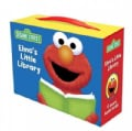 Elmo's Little Library: Elmo's Mother Goose, Elmo Says, Elmo's ABC Book, Elmo's Tricky Tonge Twisters (Novelty book)