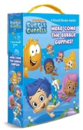 Here Come the Bubble Guppies! (Board book)