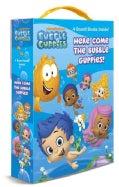 Here Come the Bubble Guppies! (Board book)