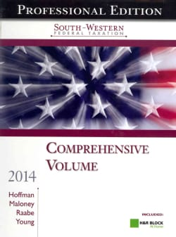 South-Western Federal Taxation 2014
