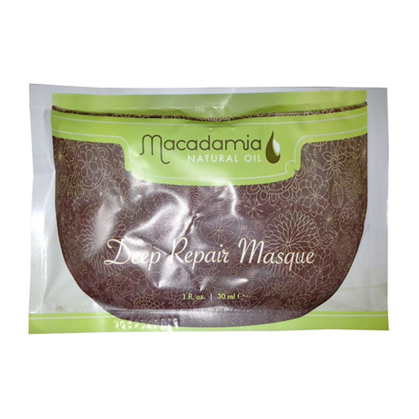 Macadamia Oil Deep Repair Masque