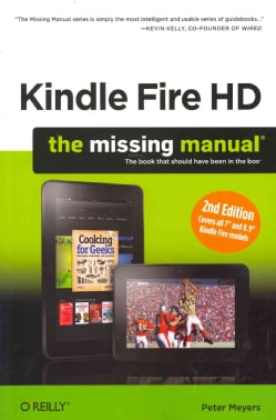 Kindle Fire HD: The Missing Manual (Paperback)