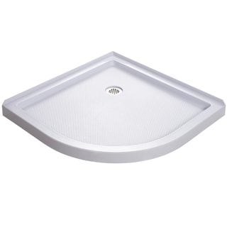 DreamLine 36 x 36 SlimLine Quarter Round Shower Base