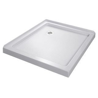 DreamLine 32 x 32 SlimLine Double Threshold Shower Base