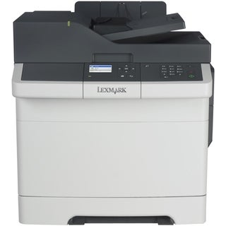 Lexmark CX310N Laser Multifunction Printer - Color - Plain Paper Prin