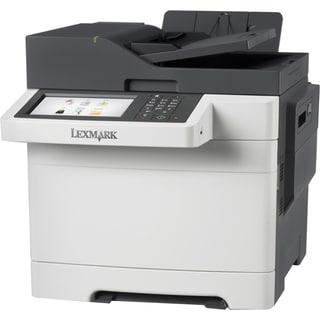 Lexmark CX510DHE Laser Multifunction Printer - Color - Plain Paper Pr