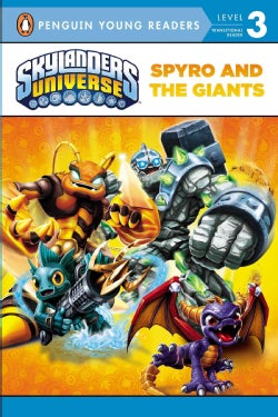 Spyro and the Giants (Paperback)