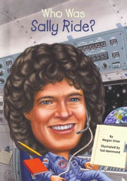 Who Was Sally Ride? (Hardcover)