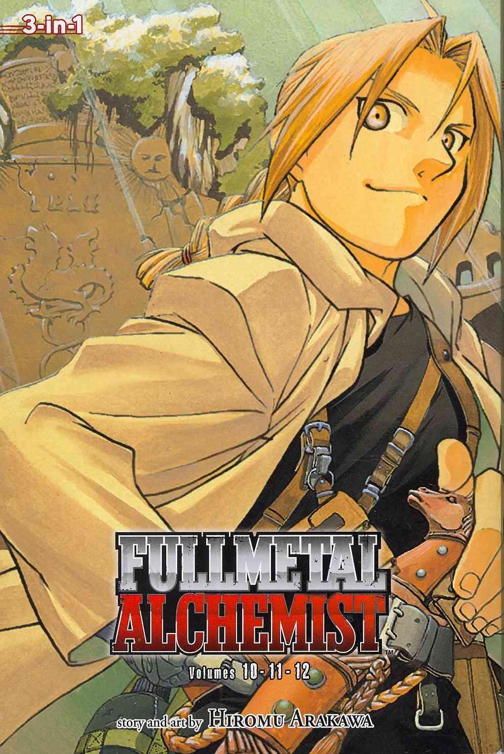 Fullmetal Alchemist (Paperback)
