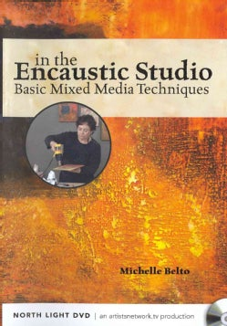 In the Encaustic Studio: Basic Mixed Media Techniques (DVD video)